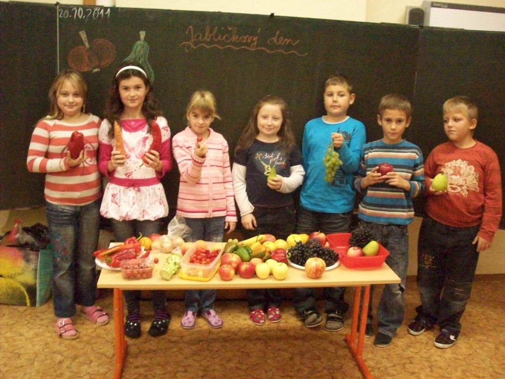 Projekt jablíčkový den 14